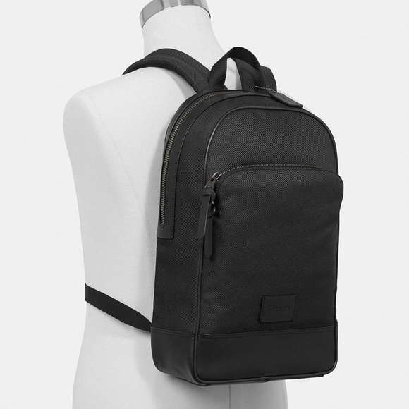 2b230419a NEW Coach men Lightweight Medium Daily Backpack NWT